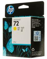 Картридж HP HP No.72 (C9400A) (T1100/T610) Yellow