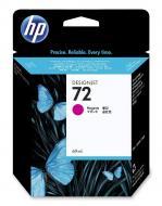 Картридж HP No.72 (C9399A) (Designjet T1120SD/ T1200HD/ T1300/ T1300psc/ T2300/ T2300psc/ T790 series) Magenta