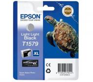 Картридж Epson (C13T15794010) (Stylus Photo R3000) light light black