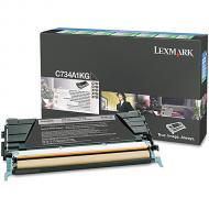 Картридж Lexmark (C734A1KG) Lexmark C734/C736/X734/X736/X738 Black
