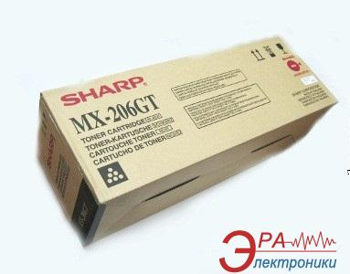 Картридж Sharp MX 206GT (MX206GT) (Sharp MX M160D/MXM200D/MX 206GT) Black