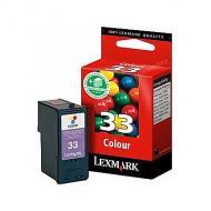 Картридж Lexmark N°33 (18CX033E) Lexmark P450, Z815, P915, Z845, X5250, X5270, P6250, P6350, P4350, X3330, X3350, X5470, X7350, X8350 Color (C, M, Y)