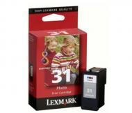 Картридж Lexmark №31 (18C0031E) Lexmark  Z815/Z845/P915/X3330/X3350/X5250/X5470/P6250/P6350/P4350/X7170/X7350/X8350 photo (cyan,magenta,black)