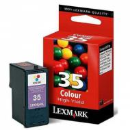 Картридж Lexmark №35 (18C0035) принтер - Lexmark Z816, принтер - Lexmark Z815 Advanced ColourPrint, принтер - Lexmark P915, принтер - Lexmark P315, многофункциональное устройство - Lexmark X5250, многофункциональное устройство - Lexmark X5270, много