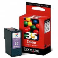 �������� Lexmark �35 (18C0035) ������� - Lexmark Z816, ������� - Lexmark Z815 Advanced ColourPrint, ������� - Lexmark P915, ������� - Lexmark P315, ������������������� ���������� - Lexmark X5250, ������������������� ���������� - Lexmark X5270, �����