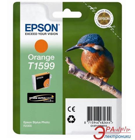 Картридж Epson (C13T15994010) (Stylus Photo R2000) Orange