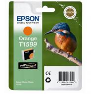 Картридж Epson (C13T15994010) (Stylus Photo R2000) Orange