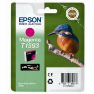 Картридж Epson (C13T15934010) (Stylus Photo R2000) Magenta