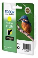Картридж Epson (C13T15944010) (Stylus Photo R2000) Yellow