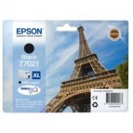 Картридж Epson (C13T70214010) (WP 4000/ 4500) Black