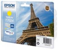 �������� Epson (C13T70244010) (WP 4000/4500) Yellow
