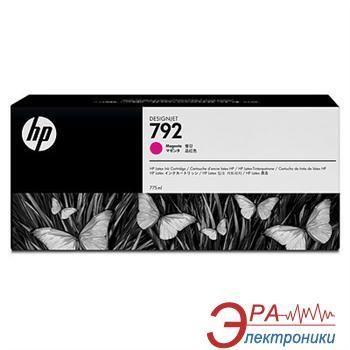 Картридж HP 792 (CN707A) HP Designjet L26500 Magenta