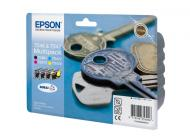 �������� Epson (C13T04624A10) (Stylus C63/C65, CX3500) Large Bundle (C, M, Y, Bk)