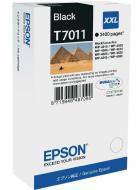 Картридж Epson (C13T70114010) WP 4000/ 4500 XXL Black
