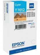 Картридж Epson (C13T70124010) WP 4000/ 4500 XXL Cyan