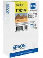 Картридж Epson (C13T70144010) WP 4000/ 4500 XXL Yellow