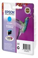 Картридж Epson (C13T08024011) (StPhoto P50/ PX660/ PX720WD/ PX820FWD) Cyan
