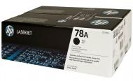 Картридж HP Dual pack (CE278AF) (LJ P1566/ 1606DN/ 1536dnf) Black