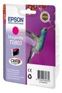Картридж Epson (C13T08034011) (StPhoto P50/ PX660/ PX720WD/ PX820FWD) Magenta