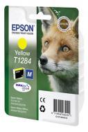 Картридж Epson (C13T12844011) (Stylus S22/SX125/130 Stylus SX420W/SX425W Stylus Office BX305F) Yellow