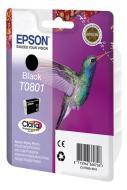 Картридж Epson (C13T08014011) (Stylus Photo P50/PX650/PX700W/PX710W/ PX800FW/PX810FW/R265/R285/R360/RX560/RX585/RX685) Black