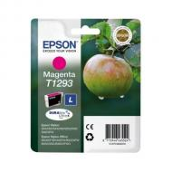 �������� Epson T1293 (C13T12934011) (Epson Stylus Office B42WD/BX305F/BX320FW/BX625FWD/BX635FWD, Epson Stylus SX230/SX235W/SX420W/SX425W/SX430W/SX435W/SX440W/SX445W/SX525WD/SX535WD, Epson WorkForce WF-7015/WF-7515/WF-7525) Large magenta