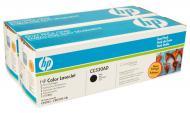 Картридж HP Dual pack (CC530AD) (CLJ CM2320nf/ 2320fxi/ CP2025dn/ CP2025n) Black
