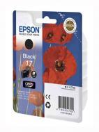 Картридж Epson 17 (C13T17014A10) (XP-33/103/203/207/303/306/403/406) Black