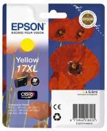 Картридж Epson 17XL (C13T17144A10) (XP-33/103/203/207/303/306/403/406) Yellow