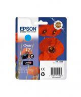 Картридж Epson 17 (C13T17024A10) (XP-33/103/203/207/303/306/403/406) Cyan