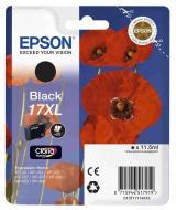 �������� Epson 17XL (C13T17114A10) (XP-33/103/203/207/303/306/403/406) Black