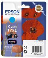 Картридж Epson 17XL (C13T17124A10) (XP-33/103/203/207/303/306/403/406) Cyan