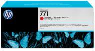 Картридж HP No.771 (CE038A) (Designjet Z6200) Red