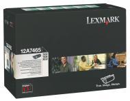 Картридж Lexmark (12A7465) (X632e/ X632/ X634dte/ X632s/ X634e/ T632/ T632n/ T632dtn/ T634/ T634n/ T634tn/ T634dtn/ T634dtnf) Black