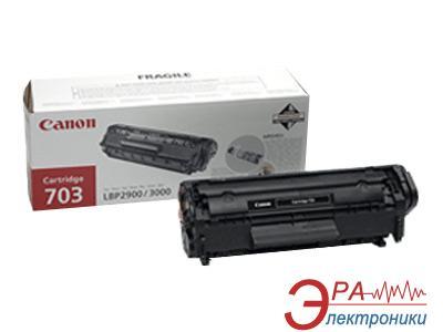 Картридж Canon 703 (7616A005) (LBP-2900/3000, LaserJet 1010/1012/1015/1020/1022, 3015/3020/3030mfp) Black