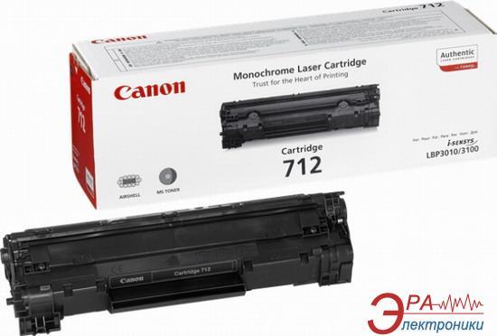 Картридж Canon 712 (1870B002) (LBP-3010/3020) Black