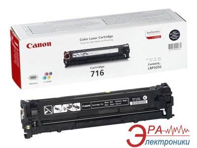 Картридж Canon 716 (1980B002) (LBP-5050/5050N/5970/5975) Black