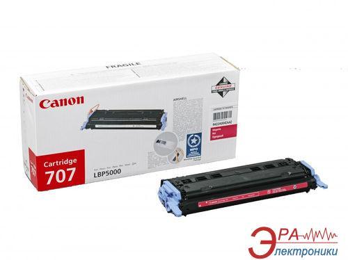 Картридж Canon 707 (9422A004) (LBP-5000) Magenta
