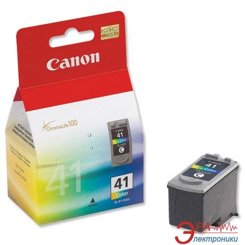 Картридж Canon CL-41 (0617B025) (iP1600/ 1700/ 1800/ 2200/ 2500/ 6210D, MP150/ 170/ 450) Color (C, M, Y)