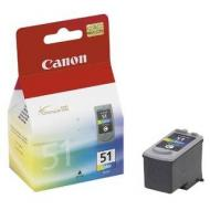 Картридж Canon CL-51 (0618B025) (PIXMA iP2200/6120D/6210D/MP150/170/450) Color (C, M, Y)
