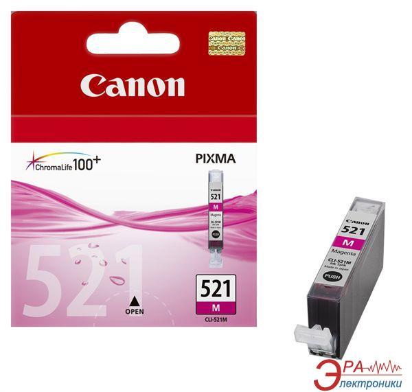 Картридж Canon CLI-521M (2935B004) (PIXMA MP540/630) Magenta