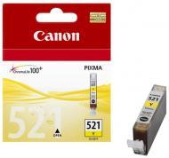 Картридж Canon CLI-521Y (2936B004) (PIXMA MP540/630) Yellow