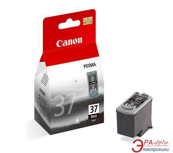 Картридж Canon PG-37Bk (2145B005) (iP1800/ 2500) Black