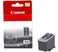 Картридж Canon PG-50Bk (0616B0250) (iP2200/MP150/170/450 Fax JX200/500) Black