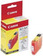 Картридж Canon BCI-3eY (4482A002) (BJC-3000/6000/6100/6200/6500, BJ-i550/i850/i6500, S400/450/4500/500/520/600/630/6300/750, SmartBase MPC400/600F/MP700Photo/MP730Photo) Yellow