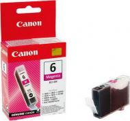 Картридж Canon BCI-6M (4707A002) (BJC-8200, BJ-i560/i865/i905D/i9100/i950/i965/i9950, BJ-S800/S820D/S830D/S900/S9000, PIXMA iP3000/4000/5000/6000D/8500, MP750/760/780) Magenta