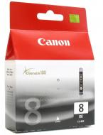 Картридж Canon CLI-8Bk (0620B024) (iP4200/4300/4500/5200/5300/6600D/MP500/530/800/830/Pro9000) Black