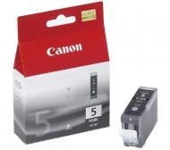 Картридж Canon PGI-5Bk (0628B024) (PIXMA iP4200/5200 iX4200/5200 PIXMA MP500/530/800/830) Black