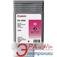 Картридж Canon PFI-104M (3631B001) (iPF650/655/750/755) Magenta
