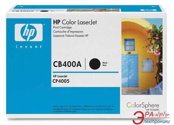 Картридж HP (CB400A) Color LaserJet CP4005dn, Color LaserJet CP4005n Black